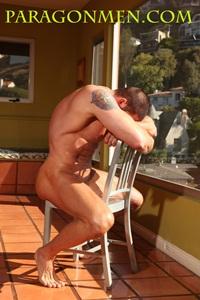 paragon men ben patrick johnson nude muscle bodybuilder1 - Paragon Men Non Nude Gallery