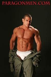 paragon men enrique zunel nude muscle bodybuilder1 - Paragon Men Non Nude Gallery