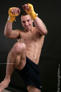 fit young men Ryan Brackley Kick Boxing 26yo Straight sport gay Download Full Stud Gay Porn Movies Here1 - Fit Young Men - Stripped of their Kit - Naked Athletes Gallery