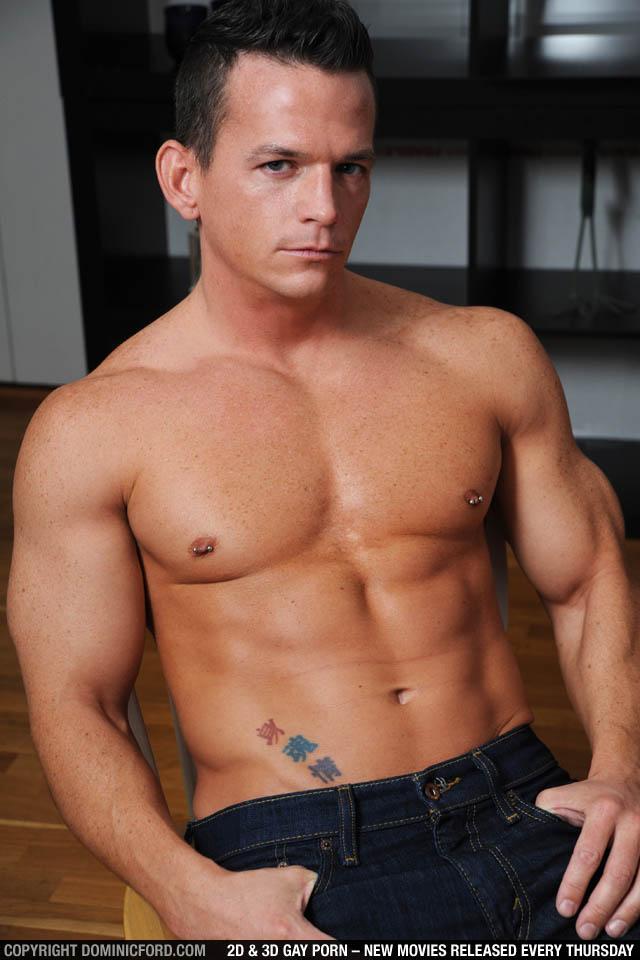 4233 - Boyfriends: Cavin Knight and Tristan Jaxx at Dominic Ford