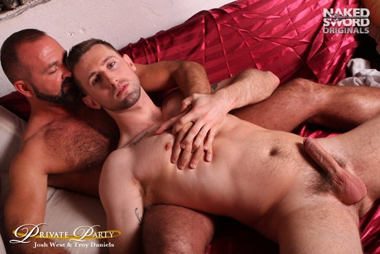 Horsehung Josh West fucking away the young pup Troy Daniels inhibitions 02 Ripped Muscle Bodybuilder Strips Naked and Strokes His Big Hard Cock photo image1 - Horsehung Josh West fucking away the young pup Troy Daniels inhibitions