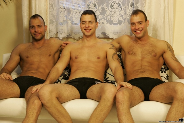 The gay triplets in another threesome jerk off session 1 Young nude Boy Twink Strips Naked and Strokes His Big Hard Cock photo image1 - The gay triplets in another threesome jerk off session
