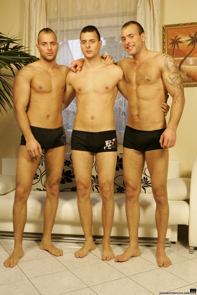 The gay triplets in another threesome jerk off session 2 Young nude Boy Twink Strips Naked and Strokes His Big Hard Cock photo image1 - The gay triplets in another threesome jerk off session