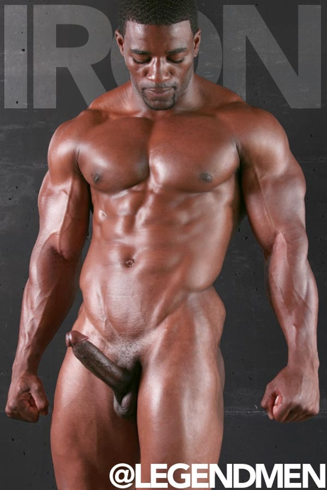Legend Men Rustin Iron Ripped Muscle Bodybuilder Strips Naked and Strokes His Big Hard Cock torrent photo - Legend Men - New muscle meat!