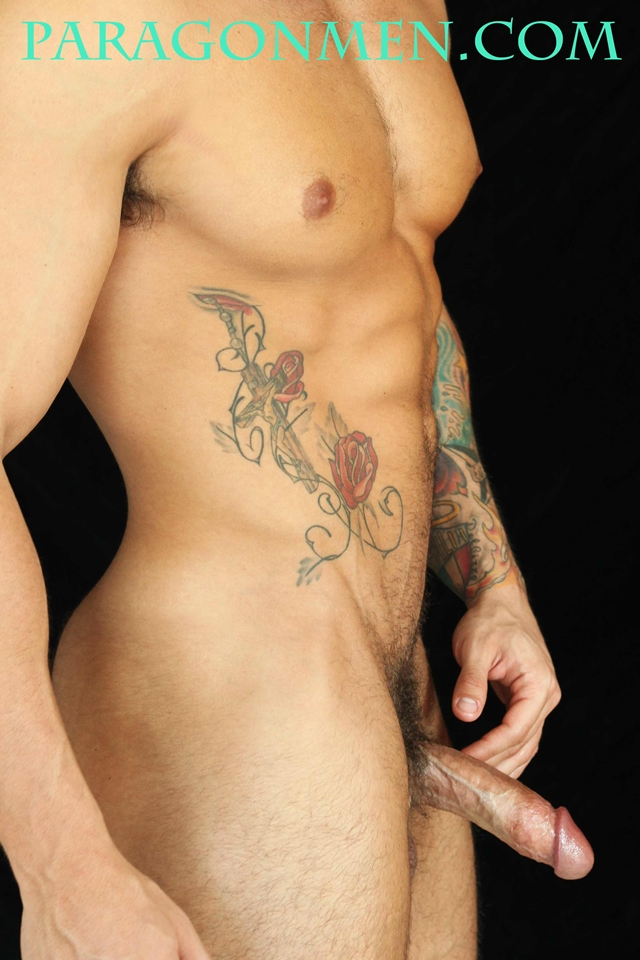 Paragon Men Eddie Cambio naked straight muscle man 05 Ripped Muscle Bodybuilder Strips Naked and Strokes His Big Hard Cock torrent photo1 - Paragon Men - Eddie Cambio we're talking juicy lips and a round, banging, spank-able bottom