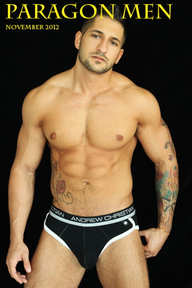Paragon Men Eddie Cambio naked straight muscle man 08 Ripped Muscle Bodybuilder Strips Naked and Strokes His Big Hard Cock torrent photo1 - Paragon Men - Eddie Cambio we're talking juicy lips and a round, banging, spank-able bottom