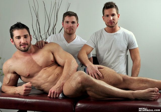 Men of Montreal Hayden Colby and Christian Power 01 gay porn pics photo - Hayden Colby and Christian Power