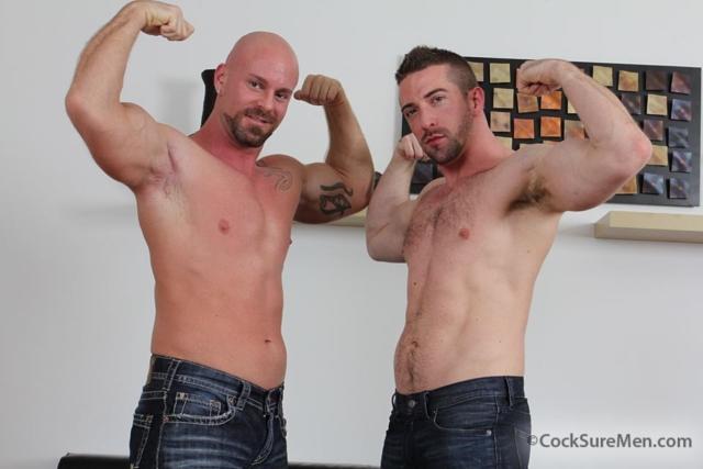 Scott Hunter and Mitch Vaughn Cocksure Men Gay Porn Stars Naked Men Fucking Ass Holes Huge Cocks rimming 01 pics gallery tube video photo - Scott Hunter and Mitch Vaughn