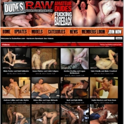 Dudes Raw 02 gay porn reviews pics gallery tube video photo - Porn Site Reviews - Dudes Raw