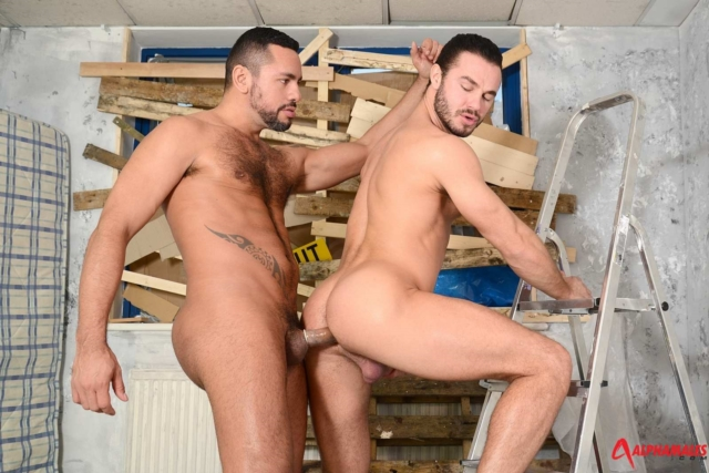 Jessy Ares and Tiko Alphamales gay porn star muscle hunk ass fuck man hole muscle gay sex 01 pics gallery tube video photo - Jessy Ares and Tiko
