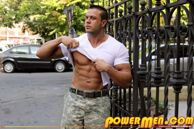 Joro Welsh PowerMen nude gay porn muscle men hunks big uncut cocks tattooed ripped bodies hung massive naked bodybuilder 02 pics gallery tube video photo - Joro Welsh