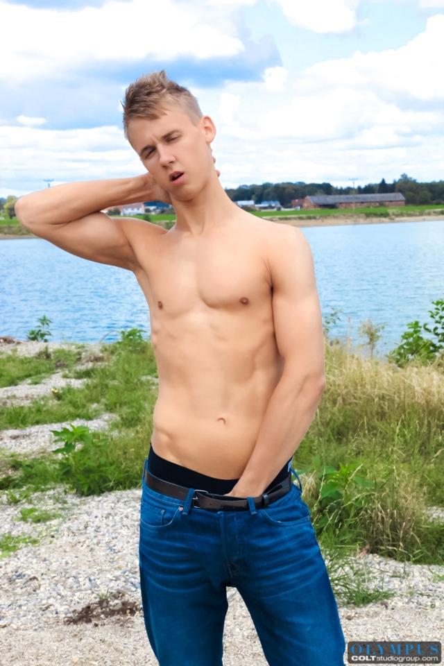 Chris Hollander Colt Studios gay porn stars hairy muscle men young jocks huge uncut dicks 01 gallery video photo - Chris Hollander