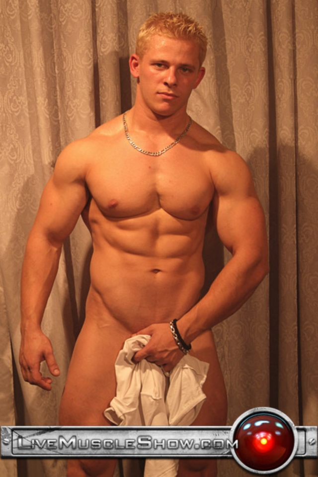 Johnny Dirk Live Muscle Show Gay Naked Bodybuilder nude bodybuilders gay fuck muscles big muscle men gay sex 01 gallery video photo - Johnny Dirk