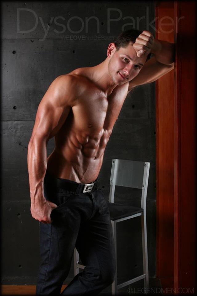 Dyson Parker Legend Men Gay Porn Stars Muscle Men naked bodybuilder nude bodybuilders big muscle huge cock 002 gallery video photo - Dyson Parker