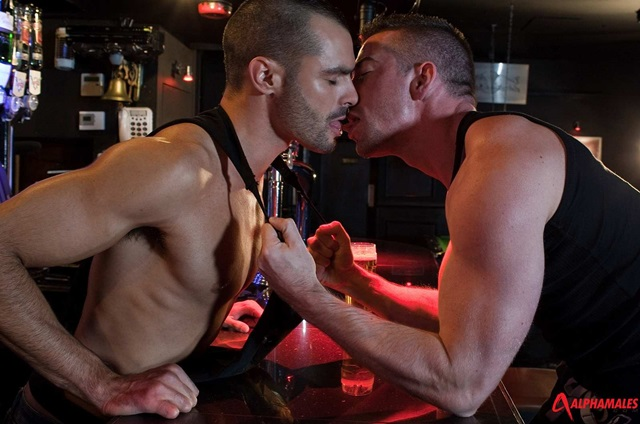 Scott Hunter and Issac Jones Alphamales gay porn star naked men hunk ass fuck man hole muscle gay sex asshole fucking anal 001 red tube gallery photo - Scott Hunter and Issac Jones