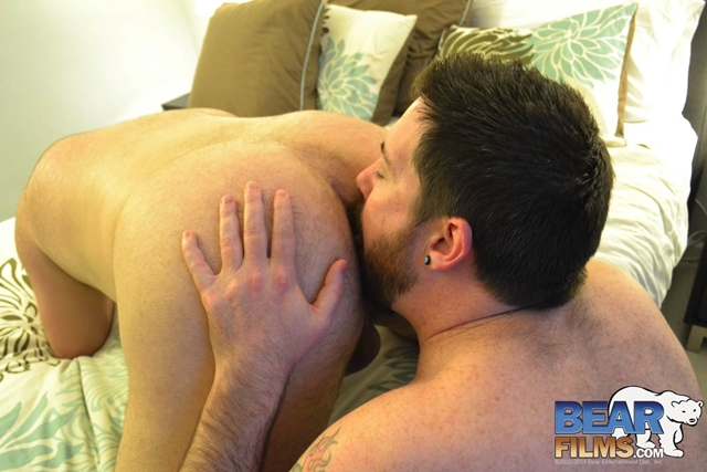 Bear Films Ben Chatham cock Rex Blue missionary strokes cock sticky wad hairy belly 001 male tube red tube gallery photo - Rex Blue and Ben Chatham