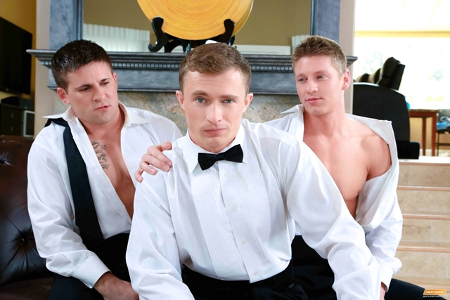 Next Door Buddies Markie More top bottom fucked guy Cole Christiansen Steven B ass fucking 001 male tube red tube gallery photo - Cole Christiansen and Markie More