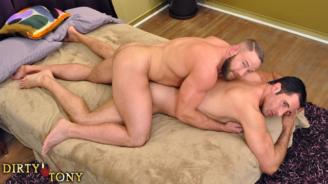 Dirty Tony Nick Capra cock muscle bear buddy Shay Michaels hard cock furry abs legs suck foot biting licking 001 male tube red tube gallery photo - Nick Capra and Shay Michaels