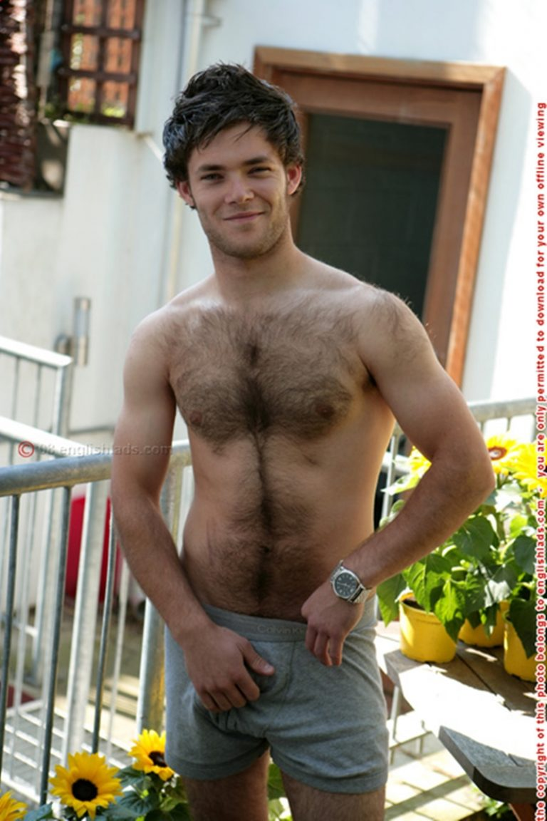 EnglishLads 20 years old 7 inch uncut cock straight boy hairy chest Danny Russell hairiest lad bear cub 001 tube download torrent gallery photo 768x1152 - Worlds Top English Lads Danny Russell