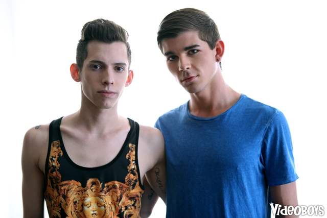 Video Boys Tyler Rivers Dominic Couture oral skills cocksucker rimmer taking virginity big dick 001 male tube red tube gallery photo - Tyler Rivers and Dominic Couture
