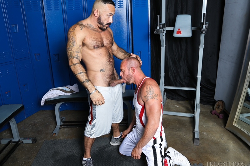 HighPerformanceMen Alessio Romero Matt Stevens massive biceps sweaty armpit cock blowjob wet throat sexy hairy ass balls manly ass hot nut 001 tube download torrent gallery photo - Alessio Romero and Matt Stevens