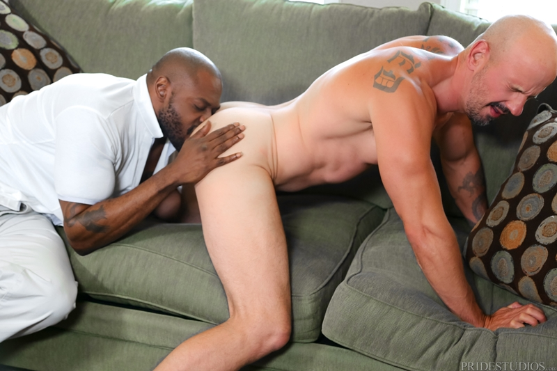 HighPerformanceMen interracial ass fucking Diesel Washington Jay Armstrong thick dark black cock spread tight white butt blows hot jizz load 001 tube download torrent gallery sexpics photo - Diesel Washington and Jay Armstrong