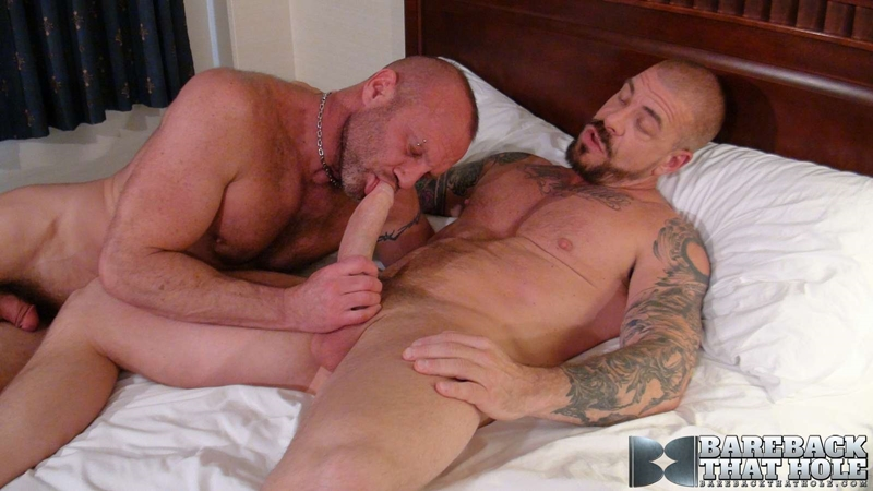 Barebackthathole Chad Brock Rocco Steele butch bearded masculine fucker monster dick hairy ass rimmed naked men big cock 001 tube download torrent gallery sexpics photo - Chad Brock and Rocco Steele
