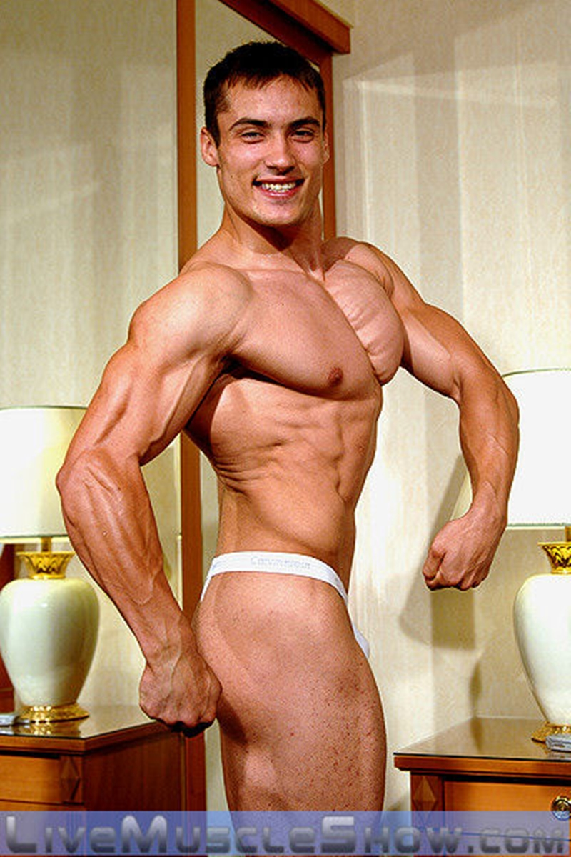 LiveMuscleShow Axel Agabo ripped six pack abs muscled body lean muscle mass dirty talk nude bodybuilder masculine man 001 tube download torrent gallery sexpics photo - Axel Agabo