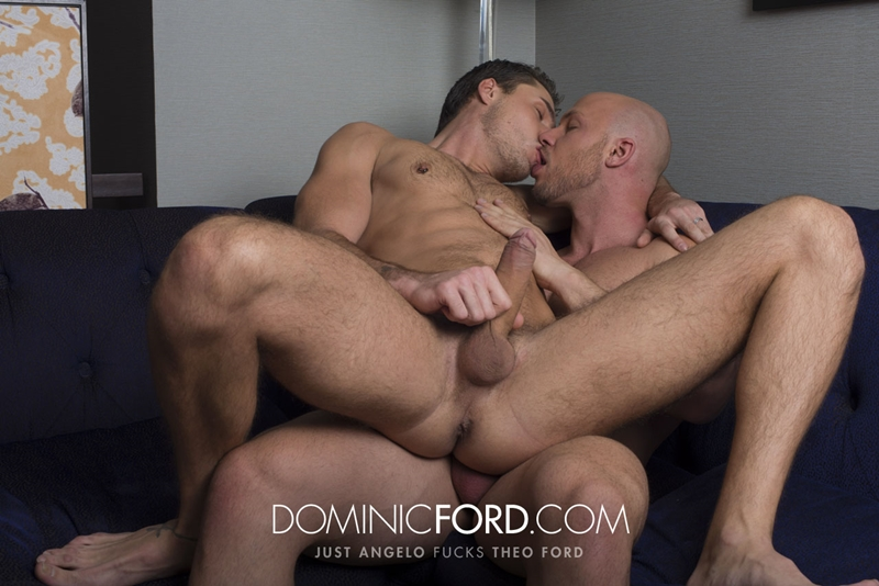DominicFord naked men big dicks Just Angelo fucks Theo Ford tight muscular ass hole blowjob butt rimming 001 tube video gay porn gallery sexpics photo - Just Angelo fucks Theo Ford's hot ass