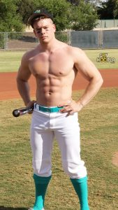 GayHoopla baseball player naked sportmen big cock muscle all american dudes jock strap Jimmy Bona tight smooth ass hole fratmen 002 gay porn video porno nude movies pics porn star sex photo 169x300 - Tattooed muscle boy Markie More fucks Jake Karhoff's tight virgin smooth ass hole