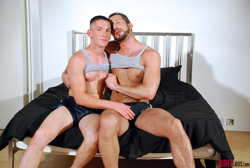 HardBritLads naked rough young men Andreas Cavalli Billy Roberts 9 inch cock ass fucking deep throat cocksucking horny six pack abs 01 gay porn star tube sex video torrent photo - Andreas Cavalli practically fucks Billy Roberts' throat with his huge 8.5 inch cock