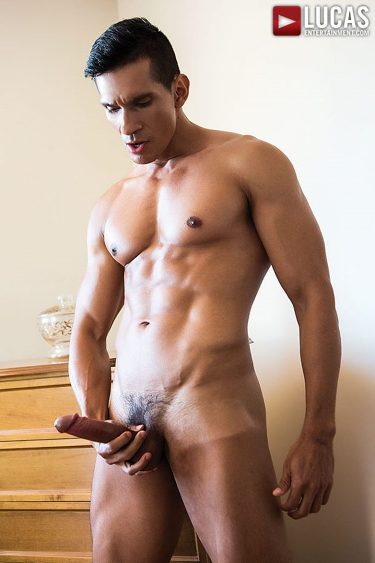 LucasEntertainment sexy naked muscle men Nico Deen Dario Leon sexual handsome hung total top alpha male ass fucking anal rimming cumshot 002 gay porn sex gallery pics video photo 768x1152 - Hardcore raw ass fucking Nico Deen gets the big dick Dario Leon fucking