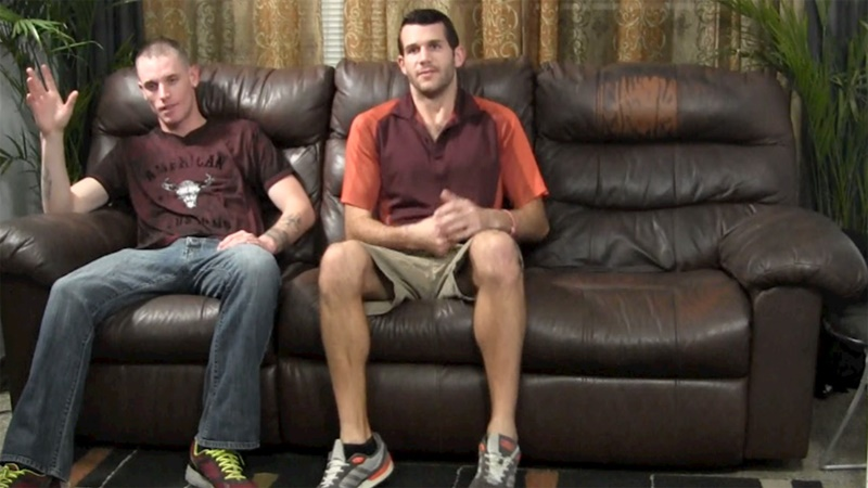 StraightFraternity Tall straight boys Texas hairy chest legs Landon swap blowjobs cash sucking big thick str8 cock dry cumshot 002 gay porn sex gallery pics video photo - Tall straight boys Texas and Landon casually swap blowjobs for cash