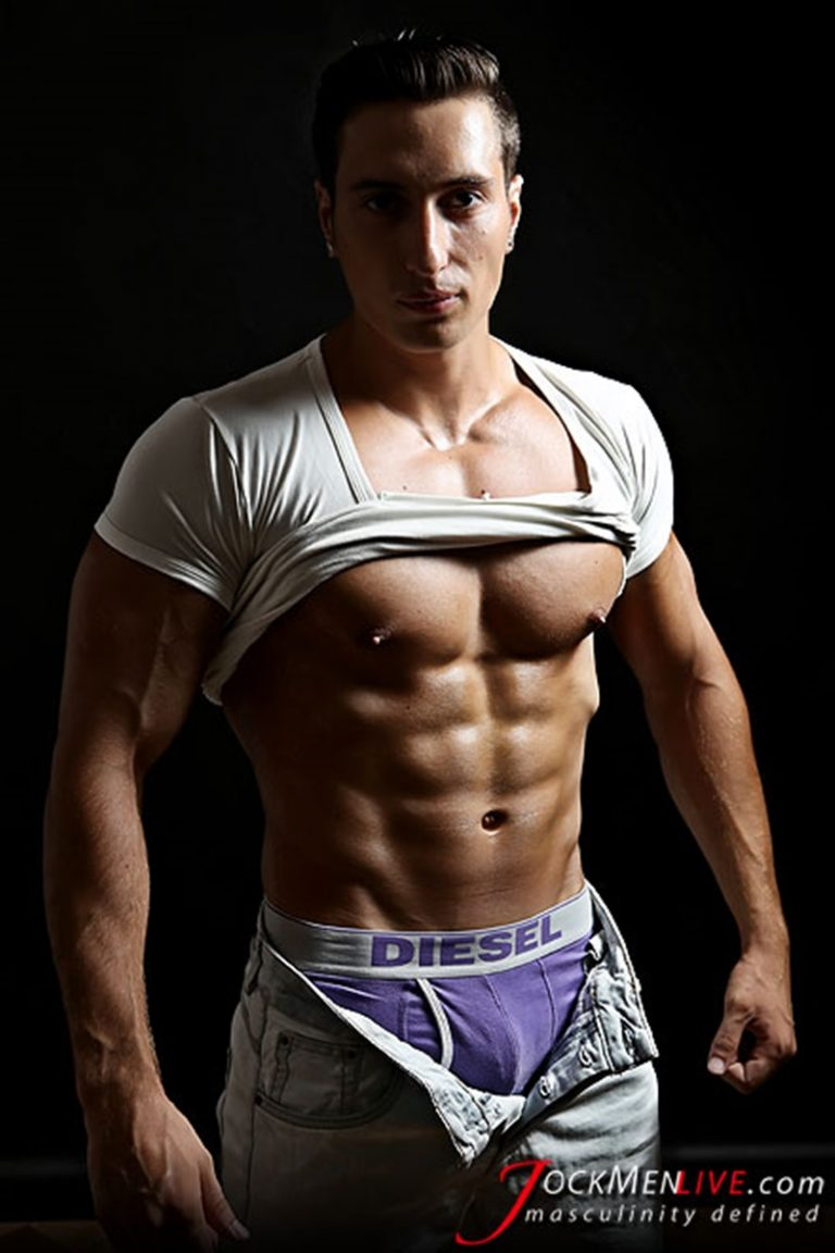 JockMenLive big muscle bodybuilder nude dudes Hot Nicholas huge massive muscled thick dick ripped six pack abs shredded 003 gay porn sex gallery pics video photo 768x1152 - Jock Men Live Hot Nicholas shows off his big muscled body that's why we love him
