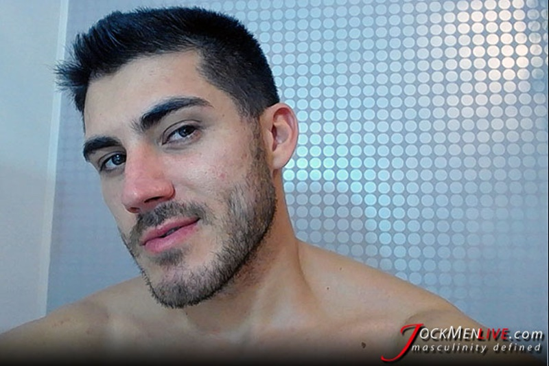 JockMenLive jock men live shredded muscle show Johnny Cool massive muscle bodybuilder naked muscleman huge arms lats ripped abs 003 gay porn sex gallery pics video photo - Jock Men Live 26 years old Romanian bodybuilder Johnny Cool ripped shredded big muscle man