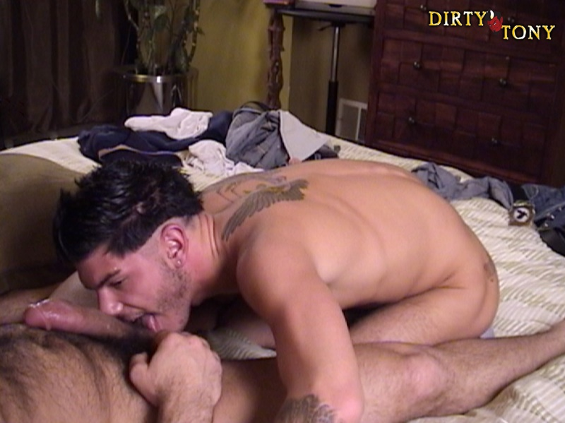 DirtyTony sexy naked men Tristan Mathews loves cum cocksucker big thick long dick cock sucking anal fucking rimming 014 gay porn sex gallery pics video photo - Tristan Mathews tells me that he loves cum and is an eager cocksucker