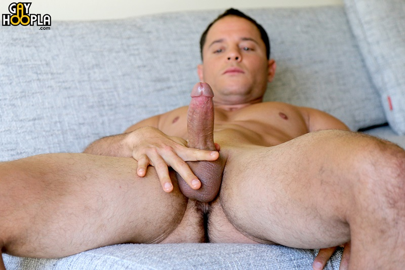 GayHoopla sexy young naked American Men Nicholas Prat fratmen fratboy big thick dick solo jerk off wanking cumshot muscled 001 gay porn sex gallery pics video photo - Gay Hoopla introduces soccer player and gymnast Nicholas Prat