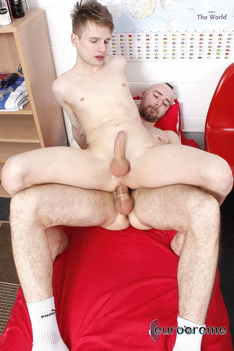 Eurocreme sexy nude young boys Kamyk Walker tight asshole fucked mowhawk Sam Syron big thick twink dick anal rimming cocksucker 013 gay porn sex gallery pics video photo - Eurocreme Kamyk Walker's tight asshole fucked hard by Sam Syron's big thick twink dick