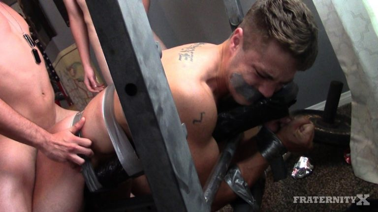 FraternityX fratmen fratboy frat boy pledges hardcore ass fucking big thick dick sucking cocksucker anal rimming gay for pay 002 gay porn sex gallery pics video photo 768x432 - FraternityX loosen him up