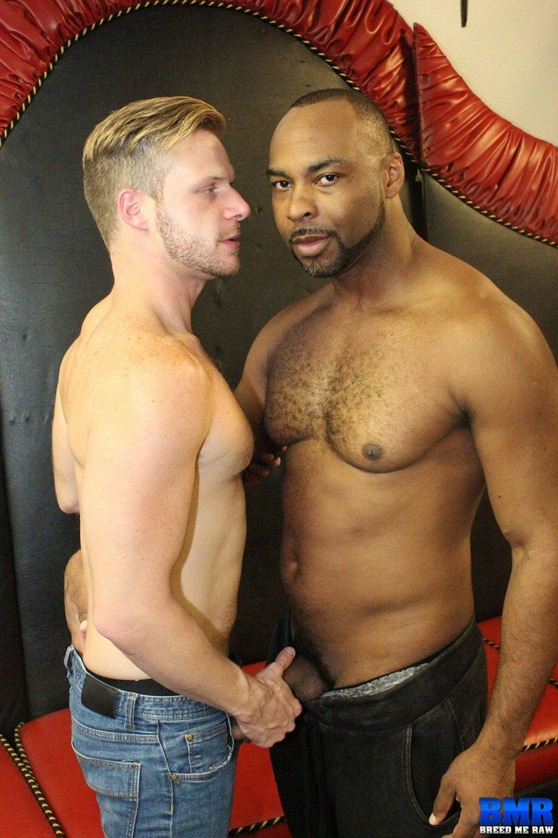 BreedMeRaw interracial gay ass fucking slut bottom Brian Bonds anal Ray Diesel huge 10 inch black dick deep throat rimming cocksucker 002 gay porn sex gallery pics video photo - Slut bottom Brian Bonds submits to Ray Diesel's huge 10 inch black dick