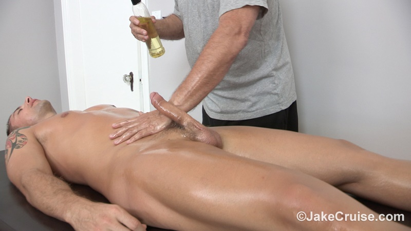 JakeCruise Sexy young dude Wolfie Blue big thick cock massage older guy Jake Cruise masturbation mature for younger 001 gay porn sex gallery pics video photo - Sexy young dude Wolfie Blue massaged by older guy Jake Cruise