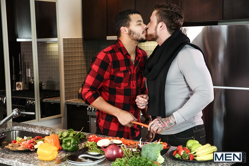 Men sexy young bearded naked dudes Kaden Alexander Jordan Levine hardcore ass fucking big thick large dicks anal rimming 002 gay porn sex gallery pics video photo - Kaden Alexander and Jordan Levine hardcore ass fucking