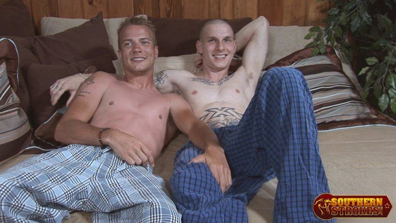 SouthernStrokes sexy all american young naked men Bryson fucks Austin tight ass hole big thick dick sucking cocksucking anal assplay 002 gay porn sex gallery pics video photo - Bryson mounts Austin and proceeds to open up his tight ass hole