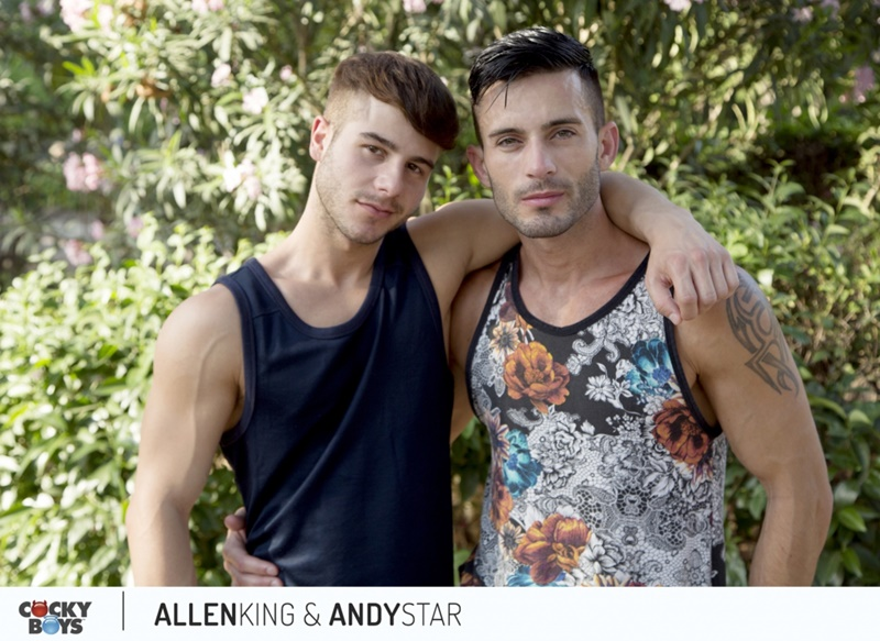 Cockyboys Sexy young ripped dudes Allen King fucks Andy Star tattoo massive huge thick dick sucking anal rimming gay porn sex 001 gay porn sex gallery pics video photo - Sexy young ripped dudes Allen King fucks Andy Star