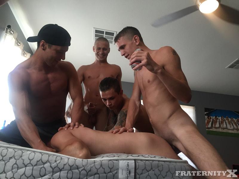 FraternityX Fraternity X fratboy frat dudes fratmen college all american boys ass fucking orgy bubble butt ass cum facial 001 gay porn sex gallery pics video photo - FraternityX throw his assdown