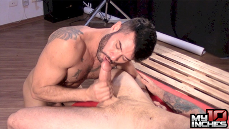 My10TenInches gay porn Brazilian cute hunk sex pics Rodrigo fucked Rocco Steele massive hung 10 inch daddy cock 015 gay porn sex gallery pics video photo - Rodrigo a cute little Paulista fucked by Rocco Steele's 10 inch daddy cock