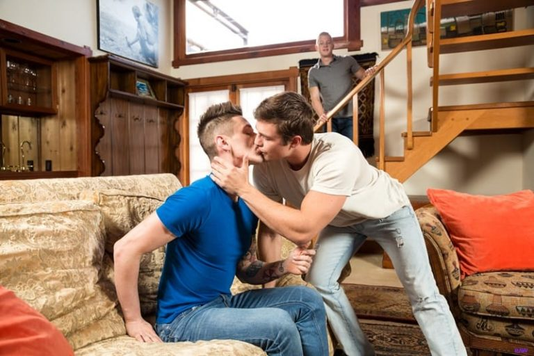 NextDoorStudios gay porn husbands partner sex pics Lance Ford Leo Luckett bareback fucking Charlie Pattinson 002 gallery video photo 768x512 - Husbands Lance Ford and Leo Luckett bareback fucking with Charlie Pattinson