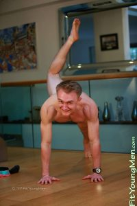 FitYoungMen gay porn ripped young straight muscle boy yoga sex pics William Richards naked wanks huge uncut dick 002 gallery video photo 200x300 - Sketchy Sex slobbering fuck hole