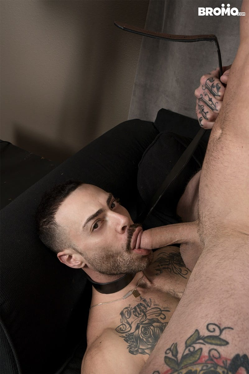Bromo gay porn tattoo big dick hot naked muscle hunks sex pics Carlos Lindo Dane Stewart big cum load 008 gallery video photo - Tattooed muscle hunks Carlos Lindo as he begs for a sip of Dane Stewart's frothy big cum load