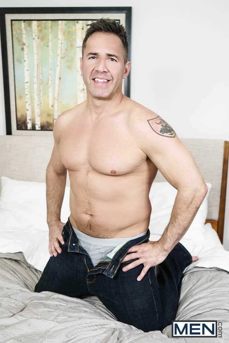 Men gay porn hot dude jerking off sexy older stud sex pics Will Braun Dean Phoenix 005 gallery video photo - Hot dude Will Braun jerking off is caught by sexy older stud Dean Phoenix